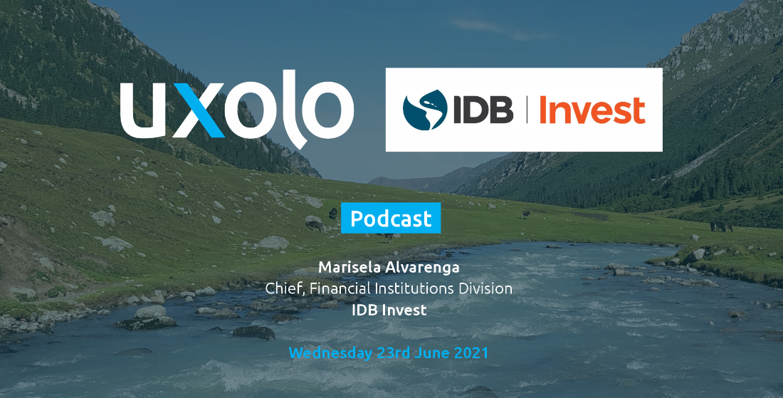 IDB Invest's Marisela Alvarenga, Chief of the Financial Institutions Division, on green bonds