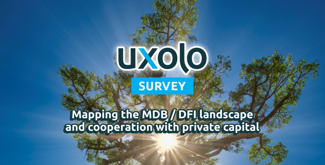 Uxolo inaugural survey - opportunity to participate