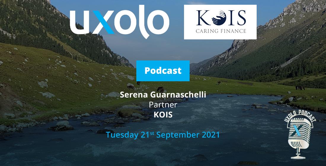 KOIS' Serena Guarnaschelli on blended finance in impact investing
